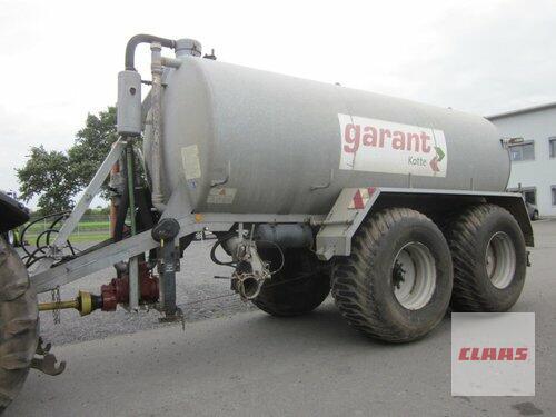 Kotte Garant Vt 17500, Kompressor Neu ! Año de fabricación 2005 Molbergen
