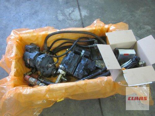 Claas Leistungshydraulik Komplett Zum Claas Xerion 3800 / 3300 Tra Molbergen