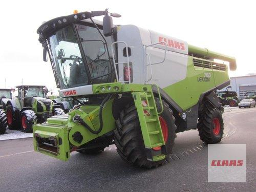 Claas Lexion 760 Year of Build 2015 Molbergen