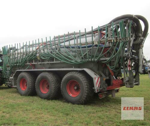 Bruns Vd 26 Tridem, Schleppschlauch 24 M, Frontandockarm Kotte  Bj anno di costruzione 2000 Molbergen
