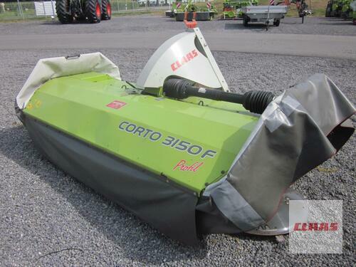 Claas Corto 3150 F Profil Baujahr 2006 Molbergen