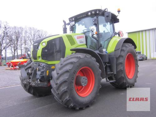 Claas Axion 850 Cmatic Year of Build 2017 4WD