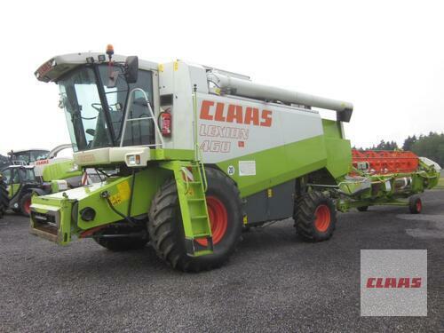 Claas Lexion 460 Baujahr 2000 Neerstedt