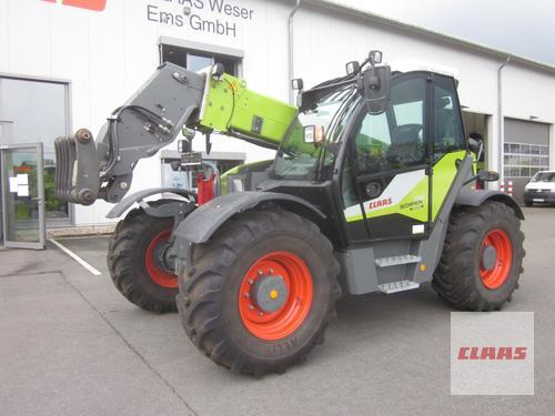 Claas Scorpion 756 Varipower Plus, 40 Km/H, Vorführer Årsmodell 2019 4-hjulsdrift