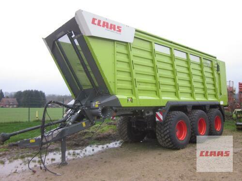 Claas Cargos 750 Trend, Tridem, Vorführer Godina proizvodnje 2019 Neerstedt