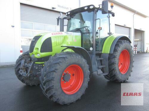 Tractor Claas - ARES 657 ATZ CIS