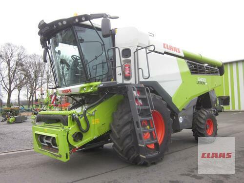 Claas Lexion 5400 Anul fabricaţiei 2020 Neerstedt