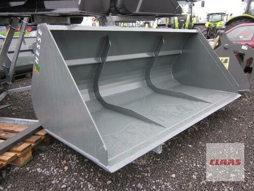 Claas HESSE Leichtgutschaufel LGS 2500 (2.030 l) CLAAS SCORPION, V