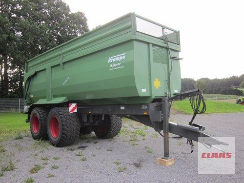 Krampe Big Body Bb 750 Tandem Muldenkipper (35 M³) Рік виробництва 2012 Neerstedt