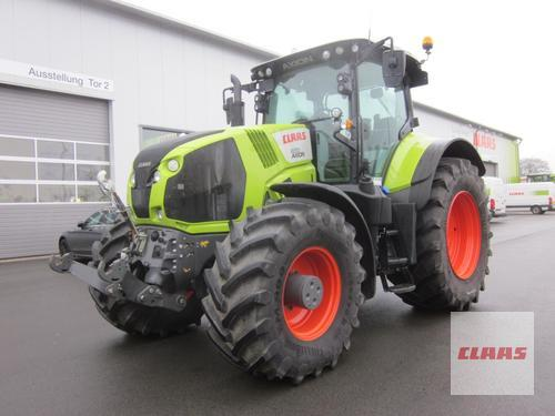 Claas Axion 830 Cmatic Byggeår 2017 A/C