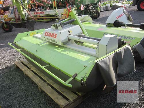 Claas CORTO 270 FN
