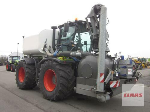 Claas Xerion 3800 Trac VC Год выпуска 2011 Привод на 4 колеса