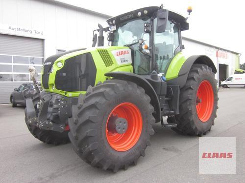 Claas Axion 870 Cmatic CIS+ Årsmodell 2018 4-hjulsdrift