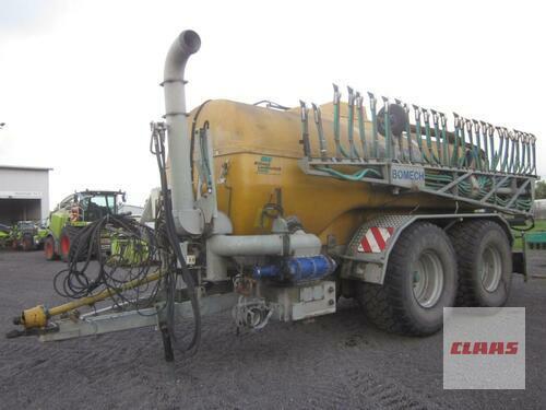 Zunhammer Sts 18 Kl 18500 Mit Schleppschuh Bomech 15 M, Andockarm Year of Build 2009 Westerstede