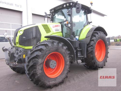 Claas Axion 830 Cmatic Year of Build 2017 4WD