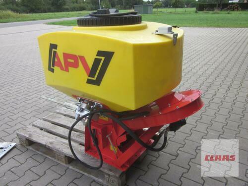 APV PS 300 M1 pneum. Sägerät 7 m, hydr. Gebläse, GPS, Steueru