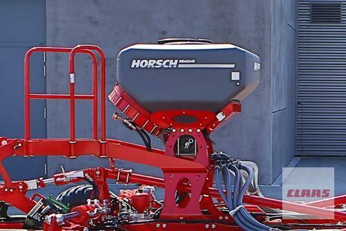 Horsch MiniDrill 6 m / 400 L., hydr. Gebläse, ISOBUS, Feinsaat, Gr