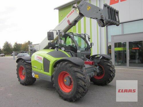 Claas Scorpion 7050 VariPower Rok výroby 2015 Pohon ctyr kol