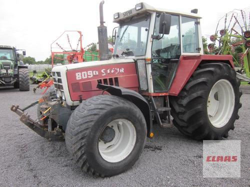 Steyr 8090 Allrad, Fkh + Fzw Year of Build 1991 4WD