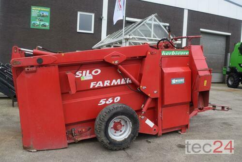 Silofarmer Dp 560 Hgl Рік виробництва 2008 Bremen