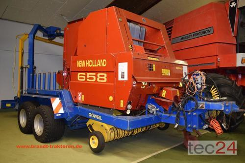 New Holland 658 - Wickelkombination Bremen