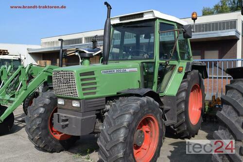 Fendt Farmer 305 LSA Рік виробництва 1993 Повний привід
