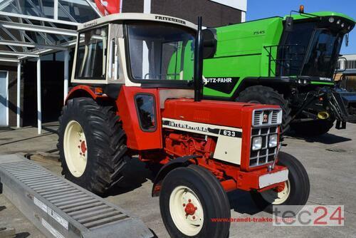 Case IH 633 Рік виробництва 1974 Bremen