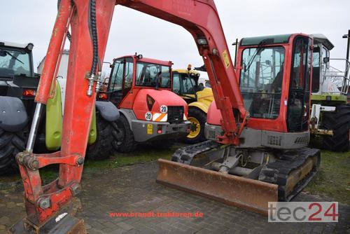 Yanmar Vio 55 Year of Build 2007 4WD