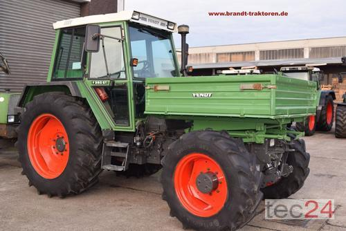 Fendt 380 Gta Year of Build 1994 4WD