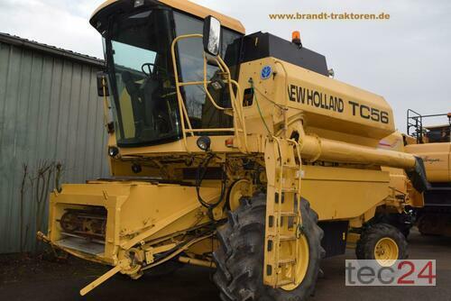 New Holland TC 56 Anul fabricaţiei 1998 Bremen