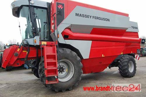 Massey Ferguson MF 7256  4x4