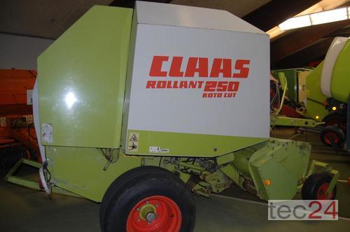 Claas Rollant 250 RotoCut