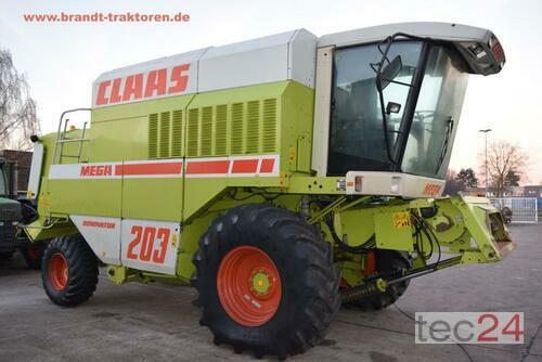 Claas Dominator 203 Mega