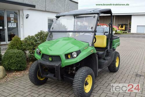 John Deere Gator Xuv 550 Year of Build 2013 4WD