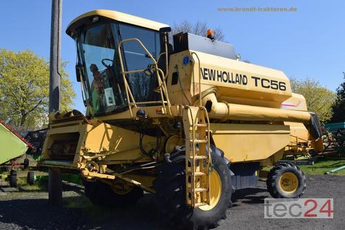 New Holland TC 56 Baujahr 1998 Bremen