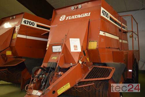 GROWI Fiatagri Hesston 4700 Год выпуска 1990 Bremen
