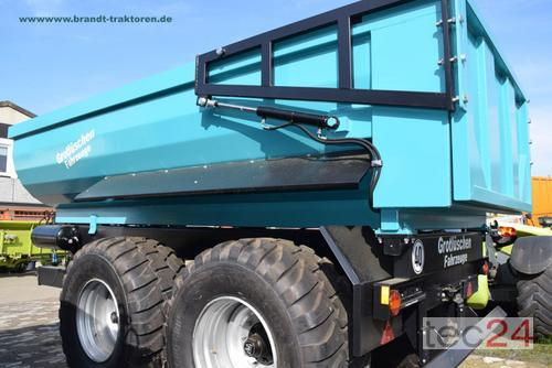 GROWI Schwerlastkipper / Mulde *21t*