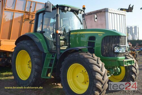 John Deere 7430 Premium Baujahr 2007 Allrad