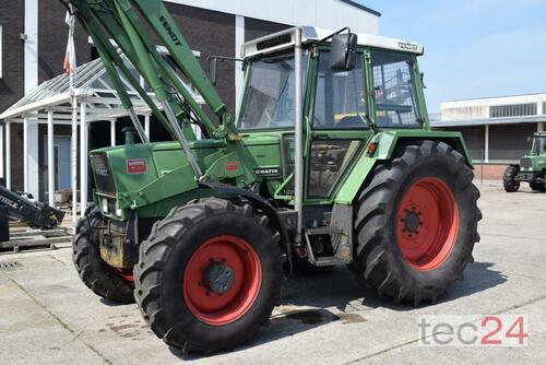 Fendt Farmer 309 LS Voorlader Bouwjaar 1980