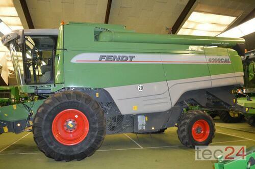 Mähdrescher Fendt - 6300 C AL