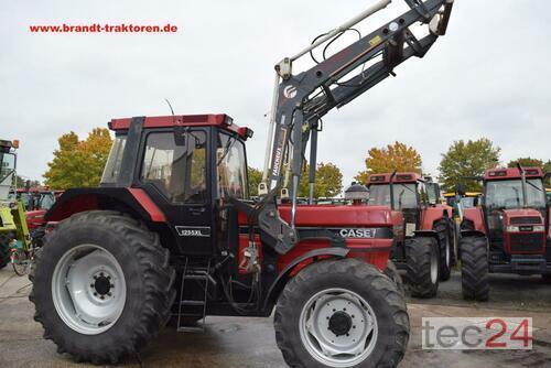 Case IH 1255 XL Voorlader Bouwjaar 1990