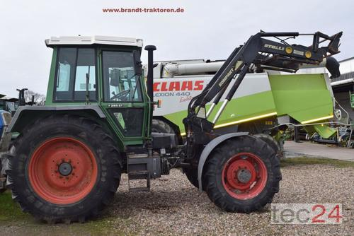 Fendt 395 Gta Front Loader Year of Build 1992