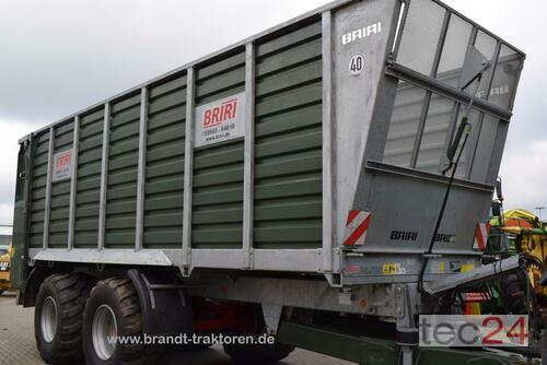 GROWI Briri Silo Trans 45 Godina proizvodnje 2015 Bremen
