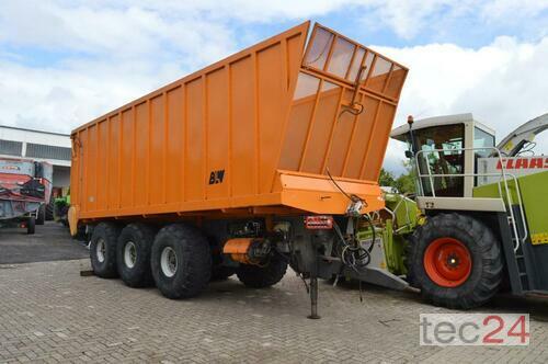 GROWI Krustijens Silo-Transportwagen