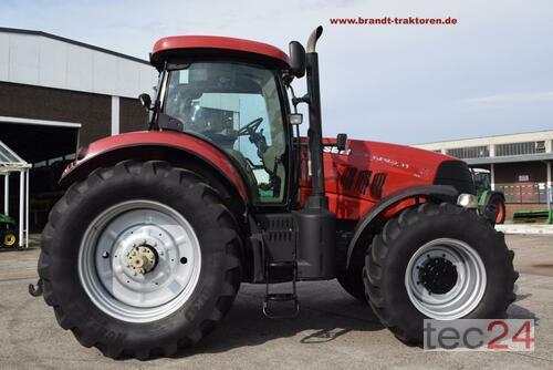 Case IH Puma 185 CVX Año de fabricación 2013 Accionamiento 4 ruedas