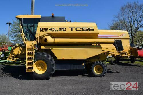 New Holland TC 56 Год выпуска 1998 Bremen