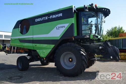 Deutz-Fahr C 7205 TS Рік виробництва 2017 Bremen