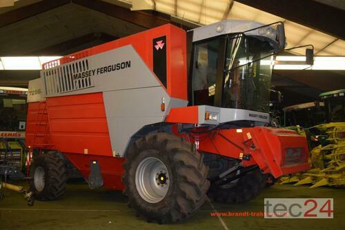 Massey Ferguson Mf 7256 (4x4) Baujahr 2002 Allrad