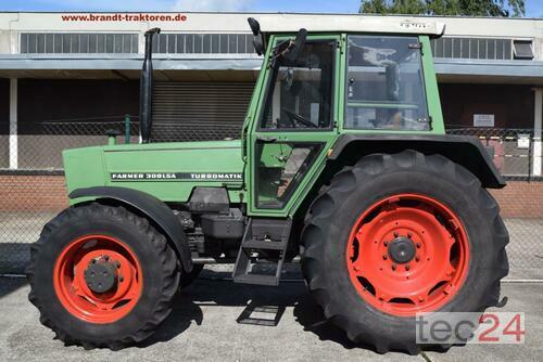 Fendt Farmer 309 LSA Baujahr 1984 Allrad
