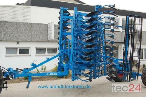 Lemken Rubin 9/600 Kuea Année de construction 2005 Bremen